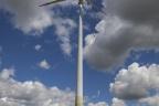 Udziały wybudowanej elektrowni wiatrowej
