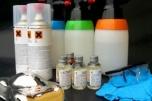 Chromowanie natryskowe - kompletna technologia i receptura chemiczna