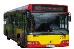 Reklama na monitorach w autobusach