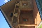 Budujemy z bali drewnianych, gastronomia, hotel
