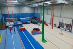 Centrum rozwoju sportów. Akrobatyka, gimnastyka, tricking, parkour i workoutu