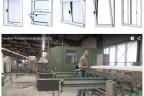 Linia produkcyjna okien p c v