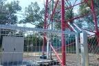 Wieża sieci komórkowej z działką. Długoletnia umowa z operatorem