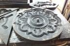 Produkcja sztukaterii gipsowej