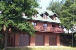 Posiadłość, rezydencja, budynki użytkowe, obiekt turystyczny nad samym jeziorem Wdzydze