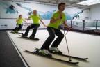 Całoroczne halowe centrum narciarskie