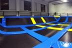 Park trampolin - obiekt sportowo-usługowo-rekreacyjny
