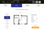 Profesjonalny i rozwinięty portal mieszkaniowy na sprzedaż