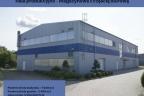 Hala produkcyjno - magazynowa z częścią administracyjno - biurową