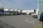 Sprzedam rozlewnię gazu 10 km od centrum Warszawy