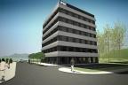 Sprzedaż obiektu biurowego do modernizacji, projekt wykonawcy i pozw na budowę