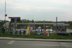 Myjnia samochodowa + stacja lpg