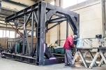 Lekki konstrukcje stalowe, sprzedam firmę, zysk 2017 ponad 1 mln zł, certyfikaty, baza klientów