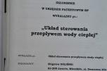 Sprzedam prawo ochronne na nowatorskie sterowniki udzielone przez Urząd Patentowy RP