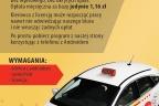 50% udziałów w firmie taksówkowej w Warszawie