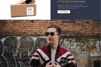 Gotowy biznes - sklep internetowy - okulary ecommerce