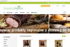 Sklep stacjonarny oraz internetowy ze zdrową żywnością