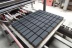Działający zakład produkcji prefabrykatów betonowych i kostki brukowej
