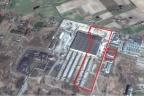 Hala produkcyjna branża budowlana, prefabrykaty, biurowiec, Toruń, pow. bud. 7864,35 m2; 4 ha gruntu