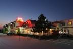 Motel przy parku rozrywki