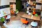 Restauracja ze zdrową żywnością i dietą pudełkową w Kielcach / rentowna,  dobrze znana na rynku