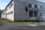 Hala oraz pomieszczenia po zakładzie