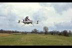 Latający sportowy samochód - przyszłość transportu i rozrywki