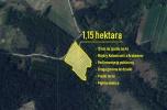 1,15 hektara pod inwestycję - Olszyny k. Chrzanowa
