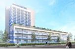 Apartamenty w Mrzeżynie - 10-piętrowy obiekt