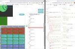 Aplikacja dla programisty fontendu do tworzenia layoutów