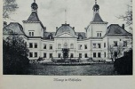 Barokowy pałac na Dolnym Śląsku