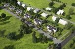Budowa osiedla - 14 bliźniaków - wydane pozwolenie na budowę