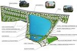 Cena za m2 terenu budowlanego wynosi 30zł/m2 netto