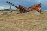 Czynna kopalnia kruszyw naturalnych - Gorzów Śląski - sprzedaż