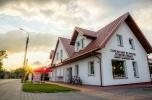 Dom mieszkalny z pokojami gościnnymi i gastronomią na Podlasiu