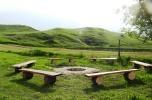 Dom pod agroturystykę przy rezerwacie przyrody