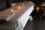 Działające 2 solaria i gabinet masażu z recepcją