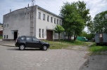 Działka inwestycyjna 7848m2 + budynek biurowy - hala - magazyn - stacja benzynowa