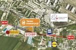Działka inwestycyjna - park handlowy, stacja benzynowa, magazyn  teren z PnB