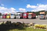 Firma wielobranżowa przy drodze tranzytowej klasy GP