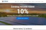 Gotowa spółka z branży PV - farmy słoneczne - z 11.2019 r, strona www