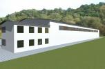 Hala + budynek socjalny - ściany ceramiczne 1810 m2 - wynajmę