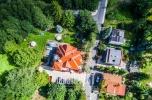 Hotel przy parku zdrojowym w Świeradowie-Zdroju