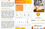 Inwestora - rozwój zrealizowanego projektu, platforma do wyznaczania i realizowania celów w firmach