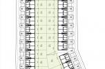 Inwestycja deweloperska / domy szeregowe / pum 6192 m2