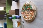 Kawiarnio-cukiernia + pizza bistro, własna marka premium