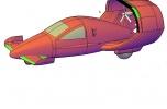 "latające samochody ""flyingcar-alfa"""