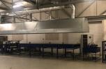 Linia do produkcji siatki z włókna szklanego