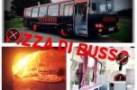 Mobilna pizzeria w autobusie