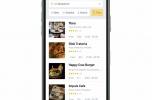 NaMiejscu ( MealTime ) aplikacja mobilna do zamawiania dań w przedsprzedaży/na wynos/ w dostawie